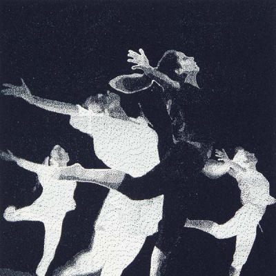 Modern Dance · Fly, Polyester-Lithografie
